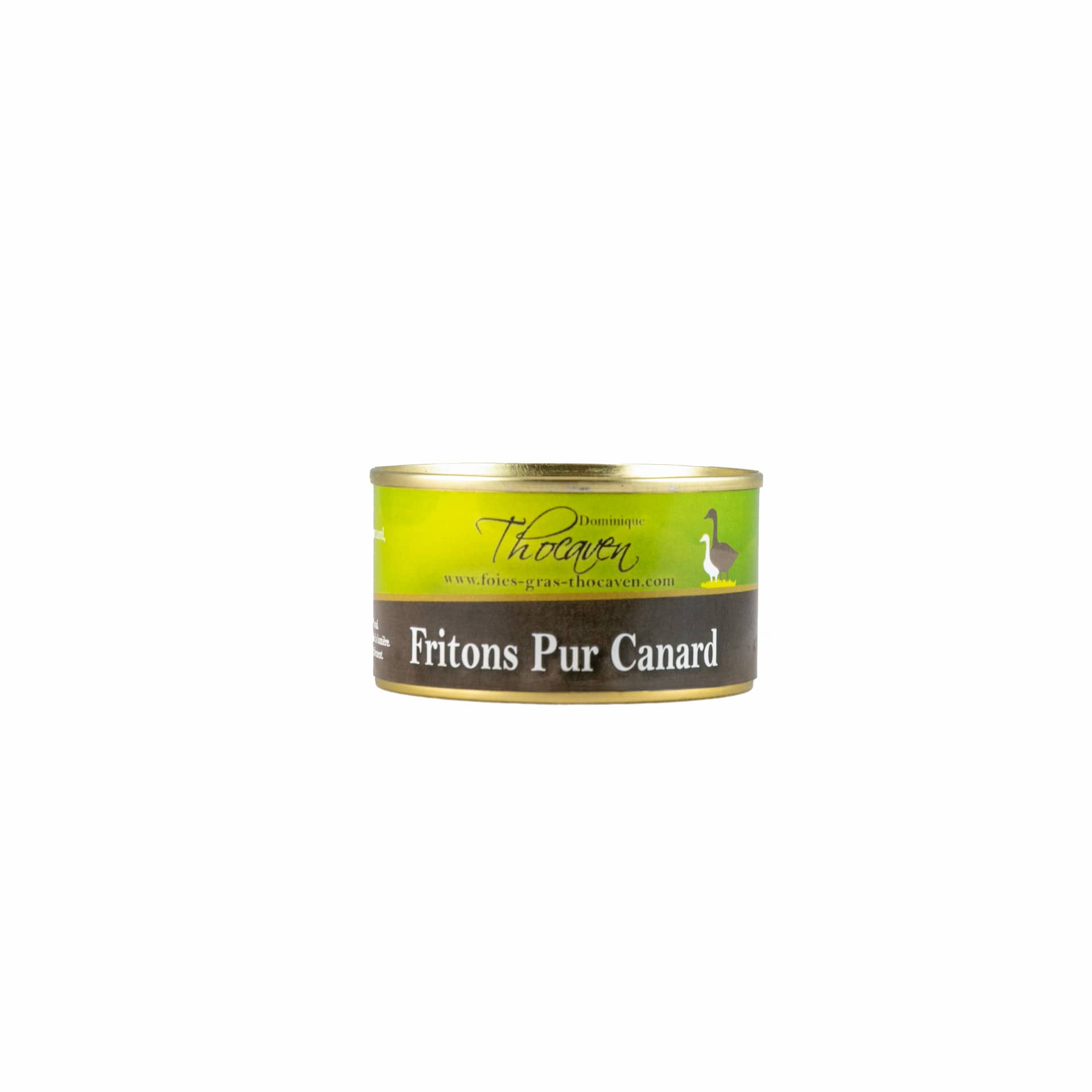 Fritons pur canard - Fabrication artisanale